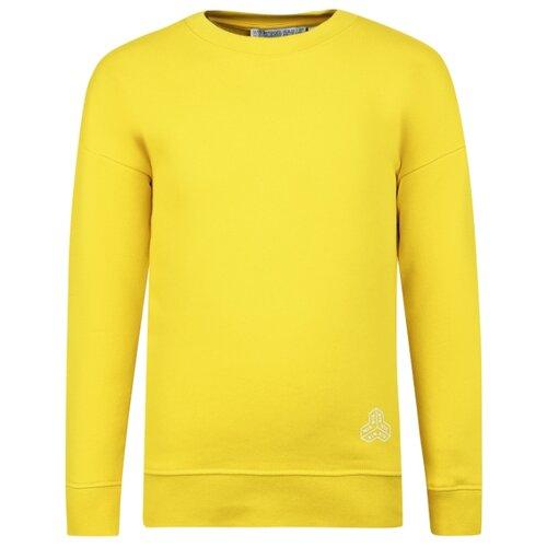 Купить Свитшот NIK&NIK размер 140, желтый, Толстовки