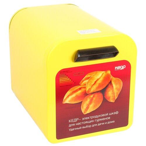 Мини-печь КЕДР плюс ШЖ-0,625/220 желтый