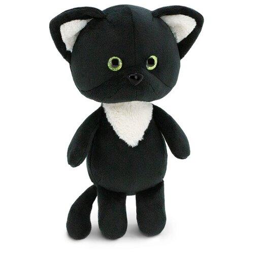 Купить Мягкая игрушка Orange Toys Mini Twini Котенок черный 20 см, Мягкие игрушки