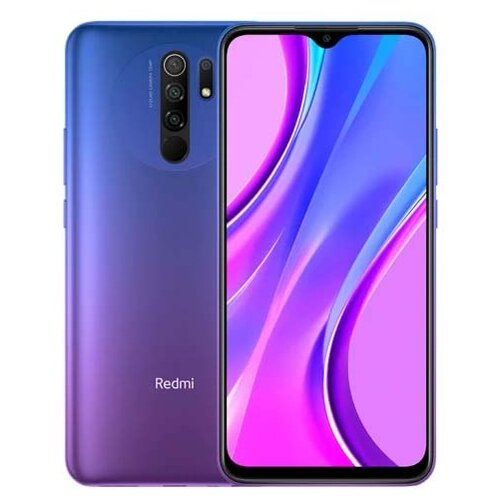 Смартфон Xiaomi Redmi 9 3/32GB фиолетовый смартфон xiaomi redmi 7 3 32gb черный x22760