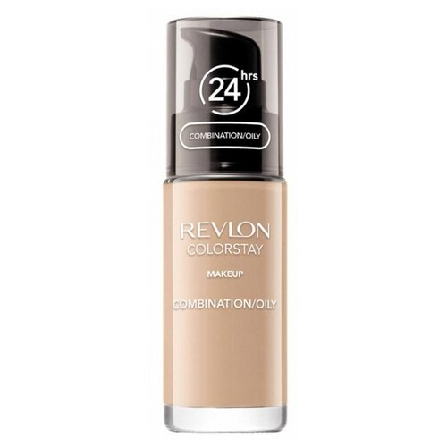 Revlon Тональный крем Colorstay Makeup Combination-Oily, 30 мл, оттенок: Sand beige 180 of revlon revlon colorstay moisture stain