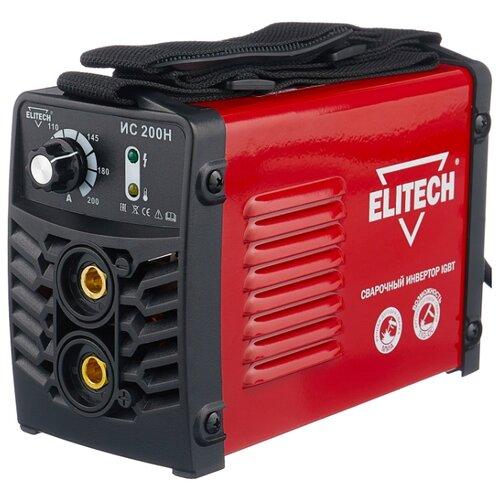 цена на Сварочный аппарат ELITECH ИС 200Н (TIG, MMA)