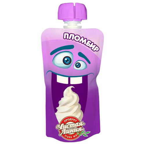 Мороженое Чистая Линия пломбир