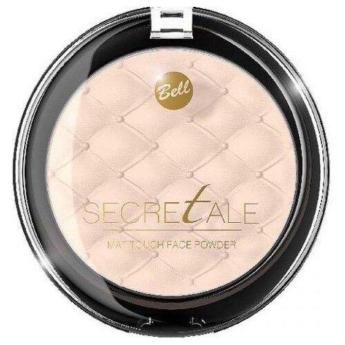 Bell Secretale пудра компактная матирующая фиксирующая Mat Touch Face Powder тон 02 компактная пудра tf nude bb тон 02