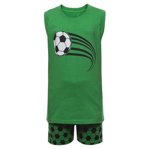 Комплект одежды M&D размер 104, зеленый