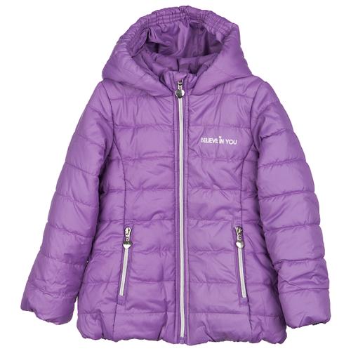 Куртка V-Baby 61-044 размер 128, сиреневый ветровка v baby 61 029 размер 128 белый
