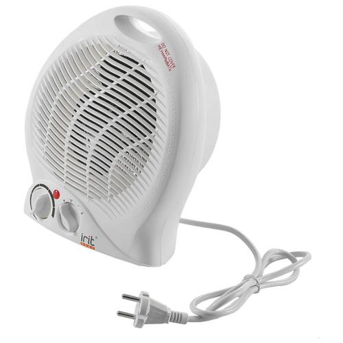 Тепловентилятор irit IR-6006 белый