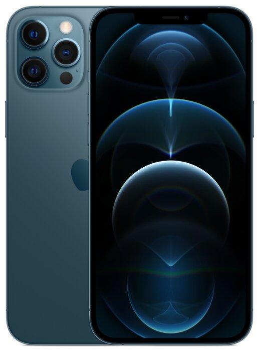 Смартфон Apple iPhone 12 Pro Max 128GB — купить по выгодной цене на Яндекс.Маркете