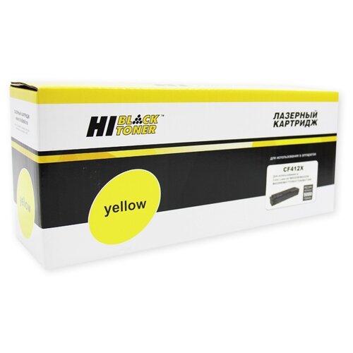 Фото - Картридж Hi-Black HB-CF412X, совместимый картридж hi black hb cf211a совместимый