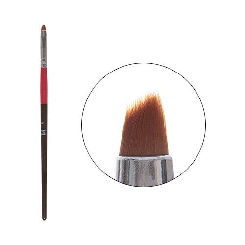 Кисть для китайской росписи скошенная №4 TNL Professional черный