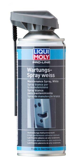 Автомобильная смазка LIQUI MOLY Pro-Line Wartungs-Spray weiss