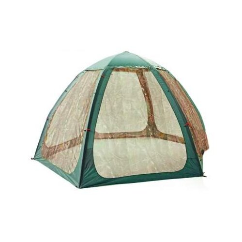 Палатка ЛОТОС Опен Эйр зеленый