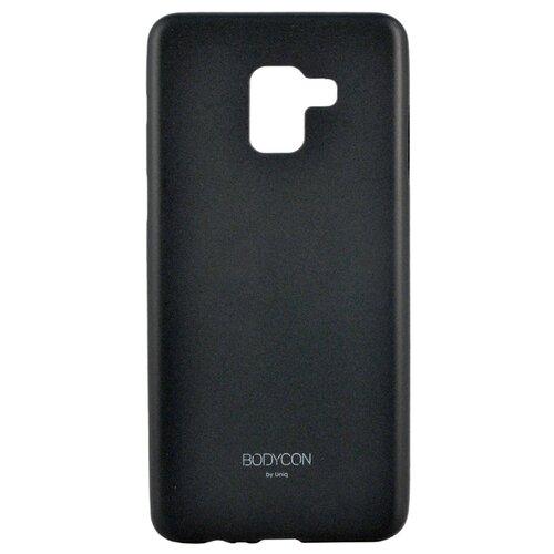 Чехол Uniq Bodycon для Samsung Galaxy A8 black knee length floral bodycon dress