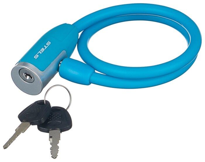 Велозамок STELS 84356 синий