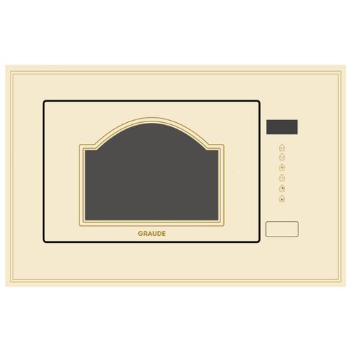 Микроволновая печь встраиваемая GRAUDE MWGK 38.1 EL