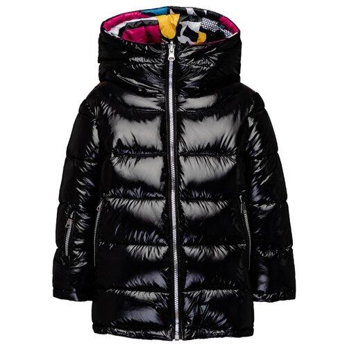 Купить Куртка Gulliver 219FGC4104 размер 98, черный, Куртки и пуховики