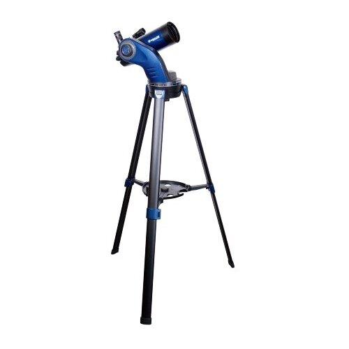 Фото - Телескоп Meade StarNavigator NG 90mm MAK черный/синий телескоп с автонаведением meade starnavigator ng 114 мм