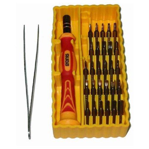 Набор инструментов SKRAB (30 предм.) 42623 набор инструментов libman набор автомобильный 116пр skrab 60116