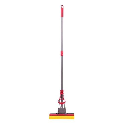 Швабра Лайма Бюджет (603596), красный/желтый