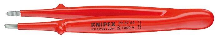 Пинцет Knipex 92 67 63