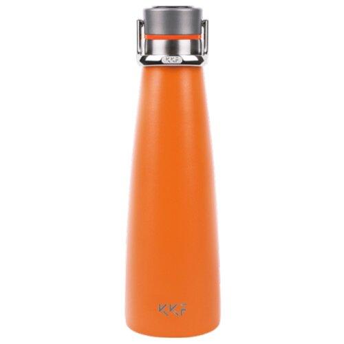 Термос Xiaomi KKF Smart Vacuum Bottle с OLED-дисплеем 475мл Оранжевый