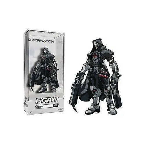 FigPIN Reaper №167 - Overwatch Фигурка-значок Жнец Рипер FigPin