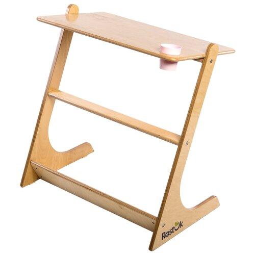 Стол RostOk 1400 74x46 см без окраски и лака