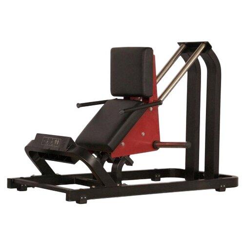 Тренажер со свободными весами Bronze Gym A-00 черный/красный