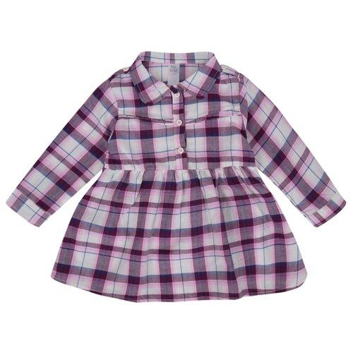 Купить Платье Fun time размер 86, бордо, Платья и юбки