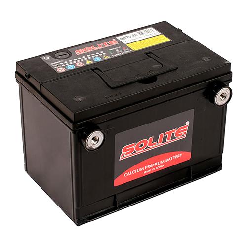 Автомобильный аккумулятор Solite CMF 78-750 автомобильный аккумулятор solite cmf 78 750