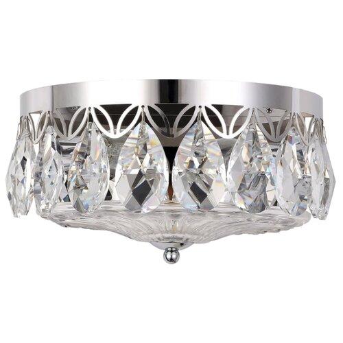 Бра Crystal Lux CANARIA AP2 NICKEL светильник crystal lux canaria pl6 d480 nickel canaria nickel