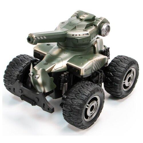 Купить Монстр-трак YED YE81502-1 1:10 24 см зелeный, Радиоуправляемые игрушки