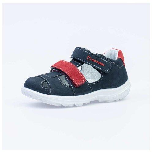 Фото - Сандалии КОТОФЕЙ размер 26, 22 синий/красный сандалии regatta размер 33 синий красный