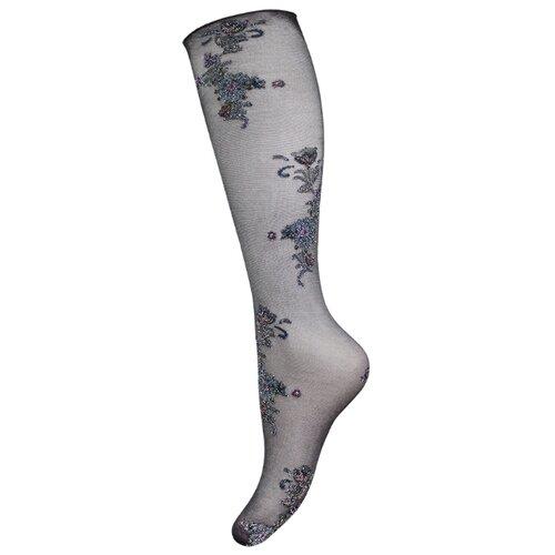 Капроновые носки Trasparenze Alain (c), размер Unica, nero C