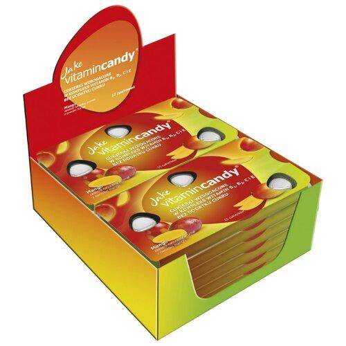 Леденцы Jake vitamincandy Манго 12 шт. jake dyer colemans diary