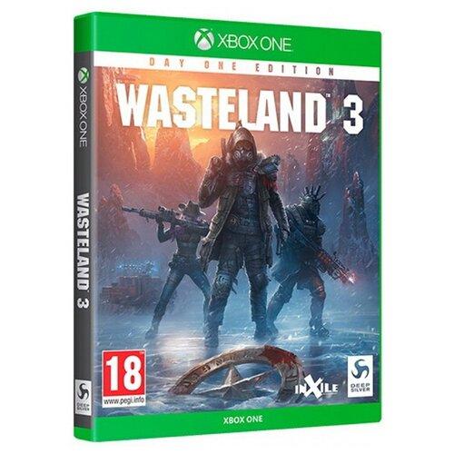 Купить Игра для Xbox ONE Wasteland 3. Издание первого дня, Deep Silver