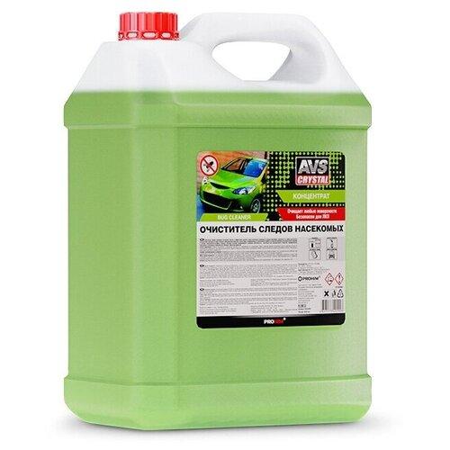 Очиститель кузова AVS от следов насекомых, 5 л