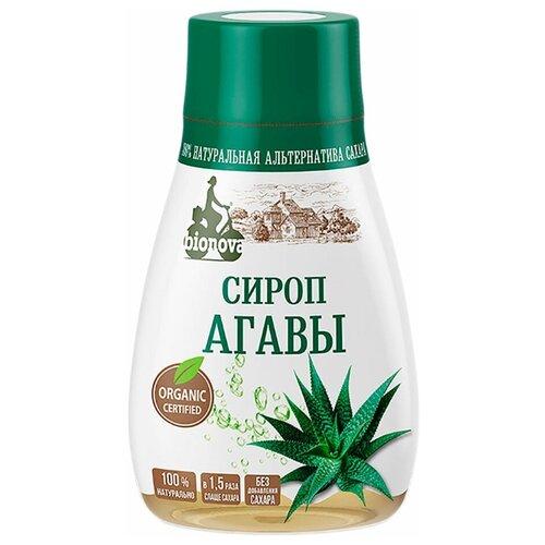 Сироп BIONOVA Агавы без сахара 230 г