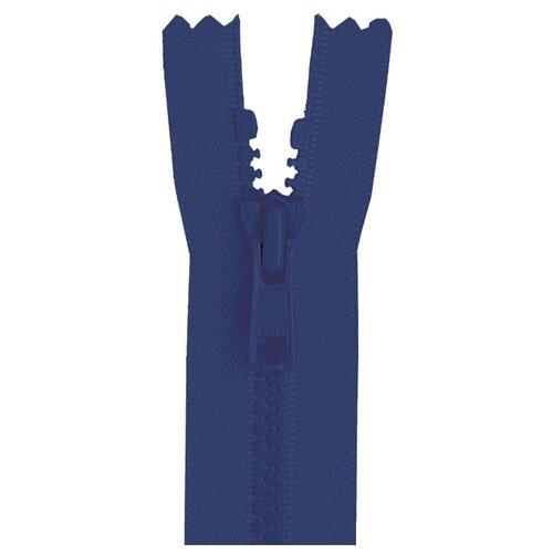YKK Молния 4335956/55, 55 см, темно-синий/темно-синий prisma коврик magicstop темно синий 30х150 см