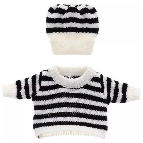 Фото - Shantou Gepai Комплект одежды для кукол 30 см BLC12 черный/белый машины shantou gepai катер электронный 40 см