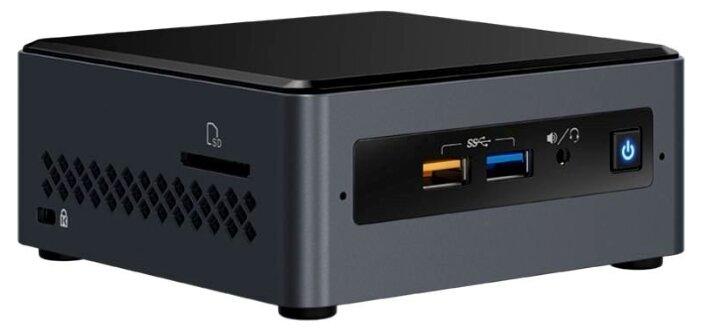 Платформа Intel NUC Kit (UC7CJYH2) Intel Celeron J4005/Intel UHD Graphics 600/ОС не установлена