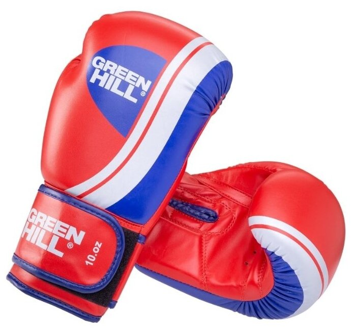 Боксерские перчатки Green hill Knockout (BGK 2266)
