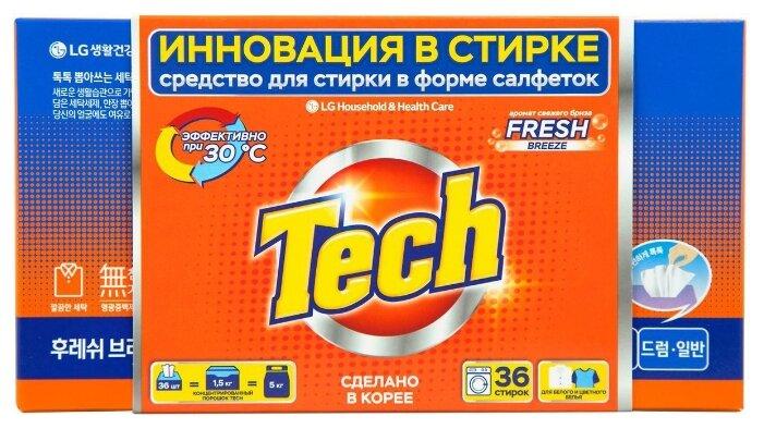 Салфетки LG H&H Tech Fresh Breeze (автомат)