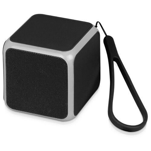 Портативная акустика Oasis CUBE черный портативная акустика pred technologies smart cube white