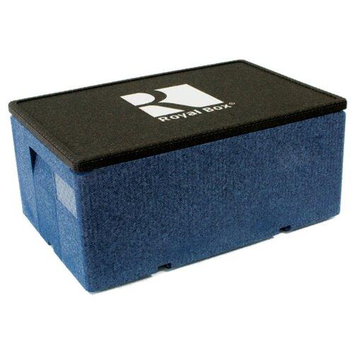 Royal Box Изотермический контейнер Unique синий 42 л