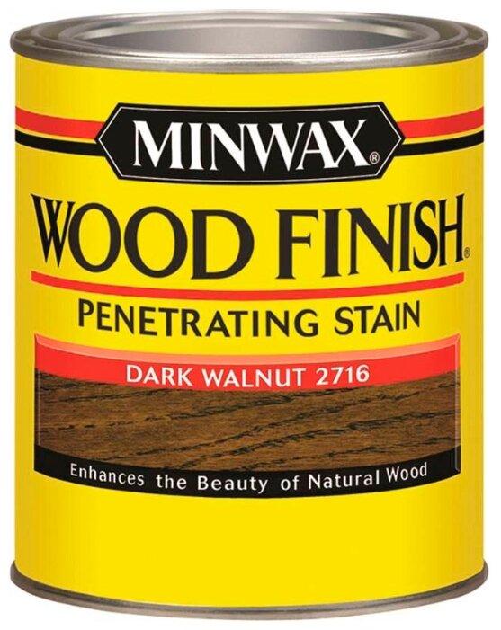 Морилка масляная Minwax Wood Finish
