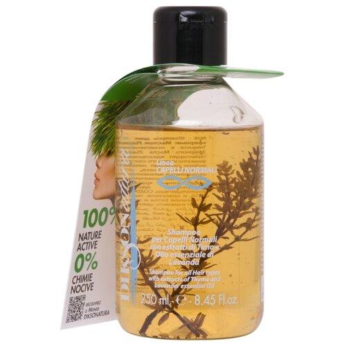 Dikson шампунь DiksoNatura Capelli Normali для всех типов волос с экстрактом тимьяна 250 мл dikson grassi шампунь с лимоном для жирных волос 250 мл