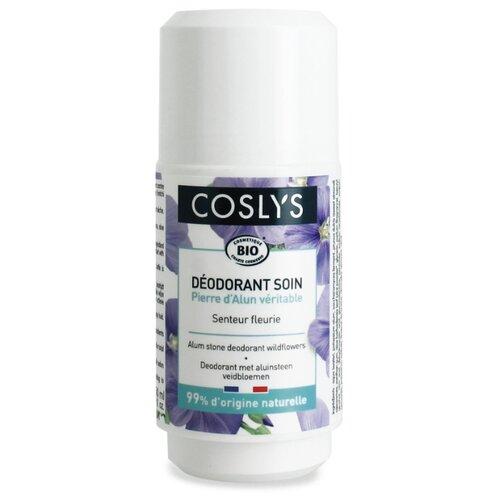 Coslys дезодорант, ролик, Wild Flowers, 50 мл
