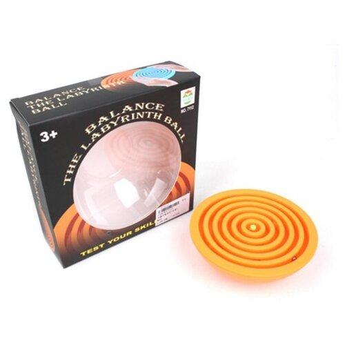 Купить Головоломка Наша игрушка 7112 оранжевый, Головоломки
