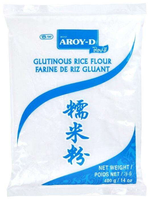 Мука Aroy-D клейкая рисовая , 0.4 кг